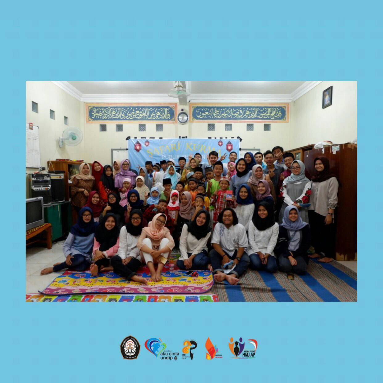 Safari Kurma Ramadhan Mahasiswa Administrasi Publik