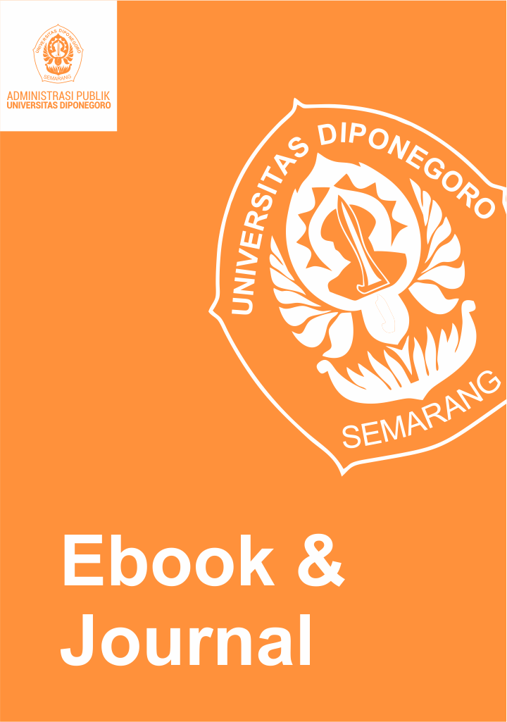 E Book Dan Jurnal Prodi S1 Administrasi Publik